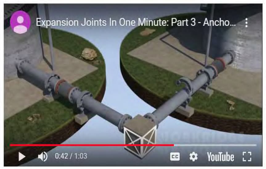 Award Winning Viral Technical Videos about Metal Expansion Joints
