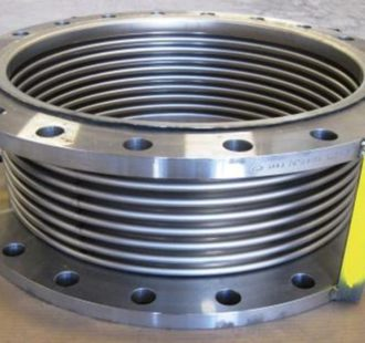 Titanium Bellows for pulp and paper bleaching